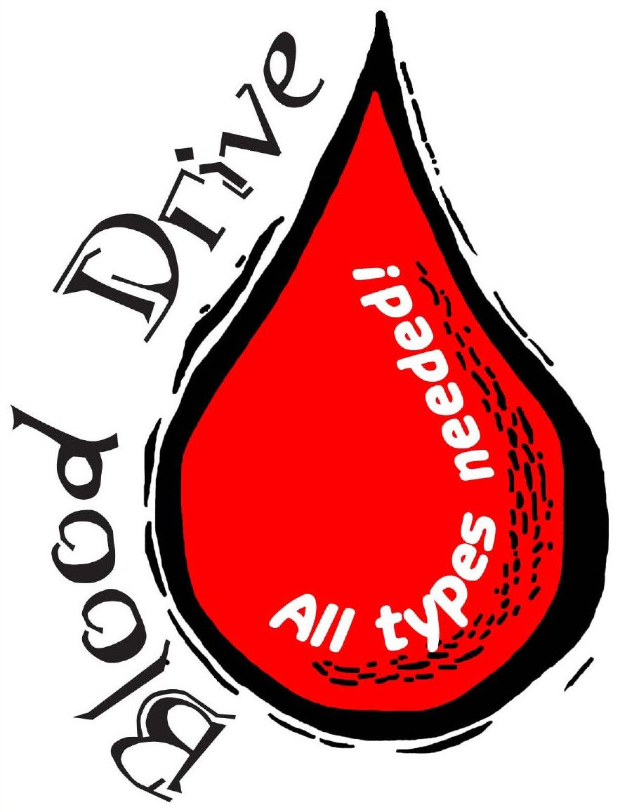 ... Blood Drive Clip Art ...