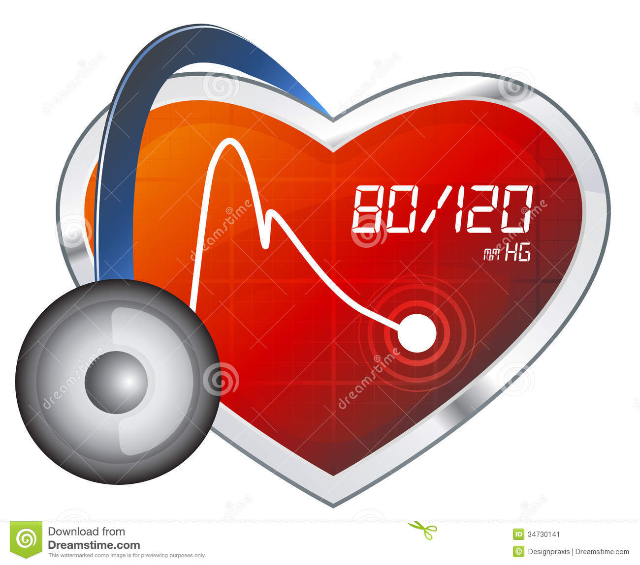 Blood Pressure Monitoring Illustration S-Blood Pressure Monitoring Illustration Stock Image Image 34730141-16