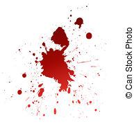 Blood Splat Clip Artby ...-blood splat Clip Artby ...-3