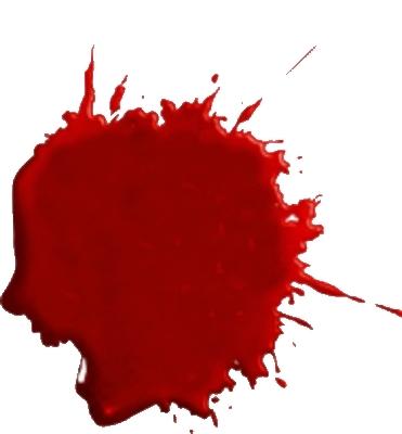 Blood Splatter Clip Art Polyvore-Blood Splatter Clip Art Polyvore-8