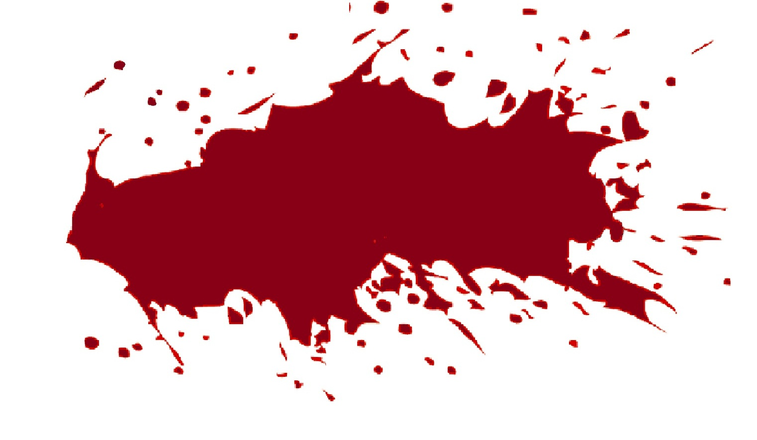 Blood Splatter Clipart Clipar - Blood Splatter Clipart