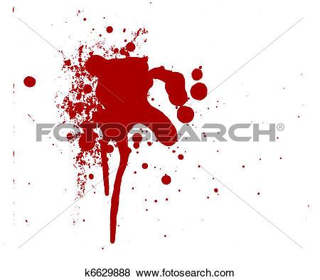 Blood Splatter Red Horror Bloody Gore Dr-blood splatter red horror bloody gore drip murder violence-11
