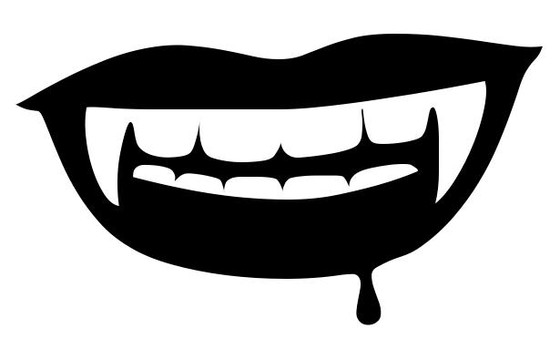 Bloody Fangs Clip Art Download-Bloody Fangs Clip Art Download-6