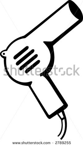 Blow Dryer free clip art, - Hair Dryer Clip Art
