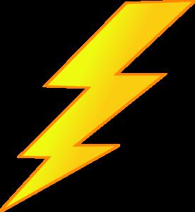 Blue Lightning Bolt Clipart-blue lightning bolt clipart-3