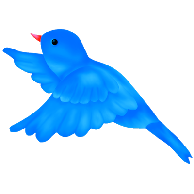 Blue Bird Cartoon Images.