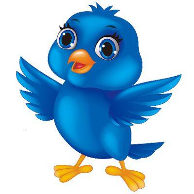 Blue Birds - Birds Clip Art-Blue Birds - Birds Clip Art-10