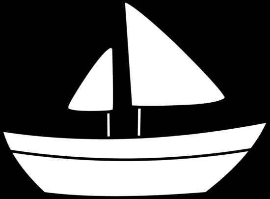 Blue boat clip art vector clip art free clipartcow