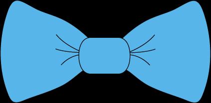 Blue Bow Tie Clip Art - transparent png -Blue Bow Tie Clip Art - transparent png blue bow tie image.-5