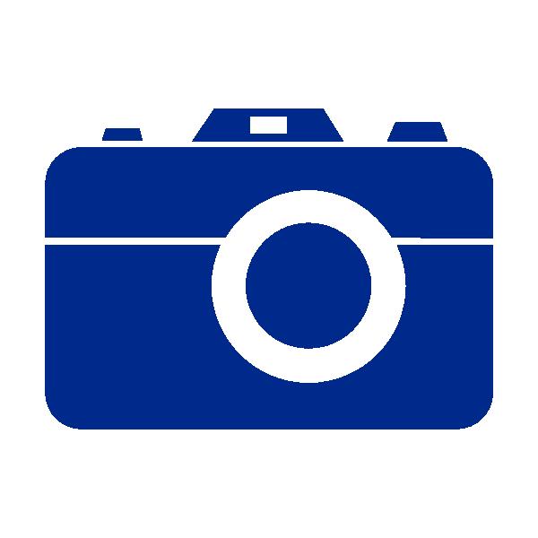 Blue Camera No Border Clip Art At Clker Com Vector Clip Art Online