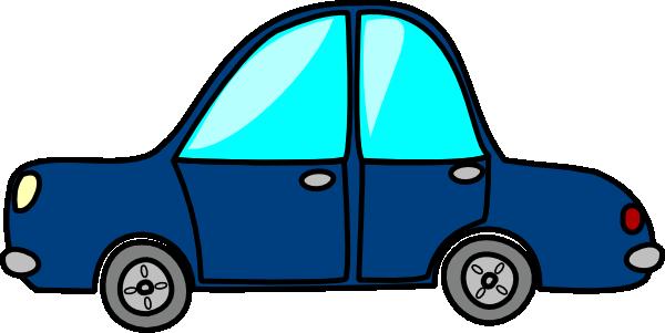 Blue Car Clip Art At Clker Com Vector Clip Art Online Royalty Free