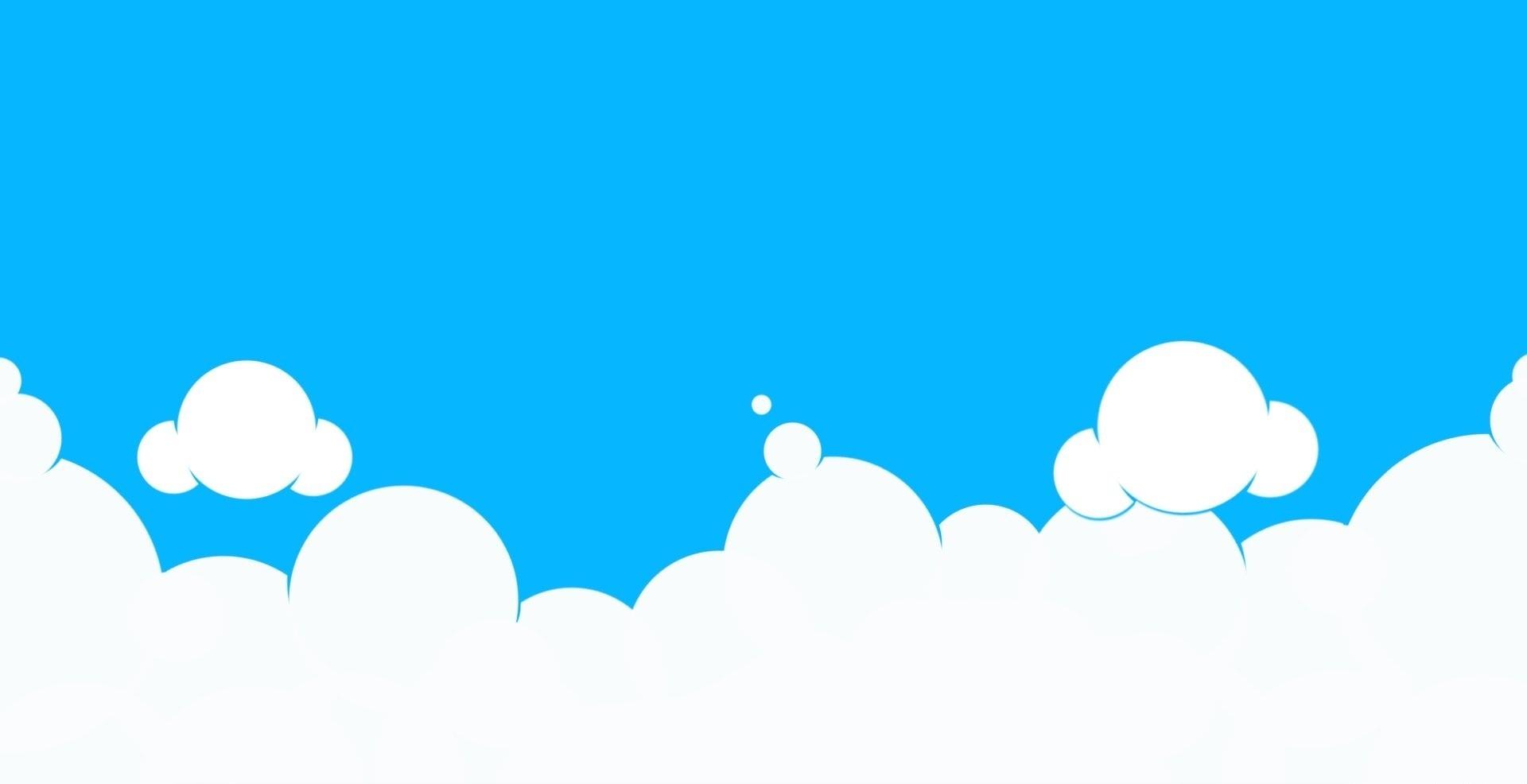 Blue Cloud Background Blue2 Photo 19029417 Fanpop