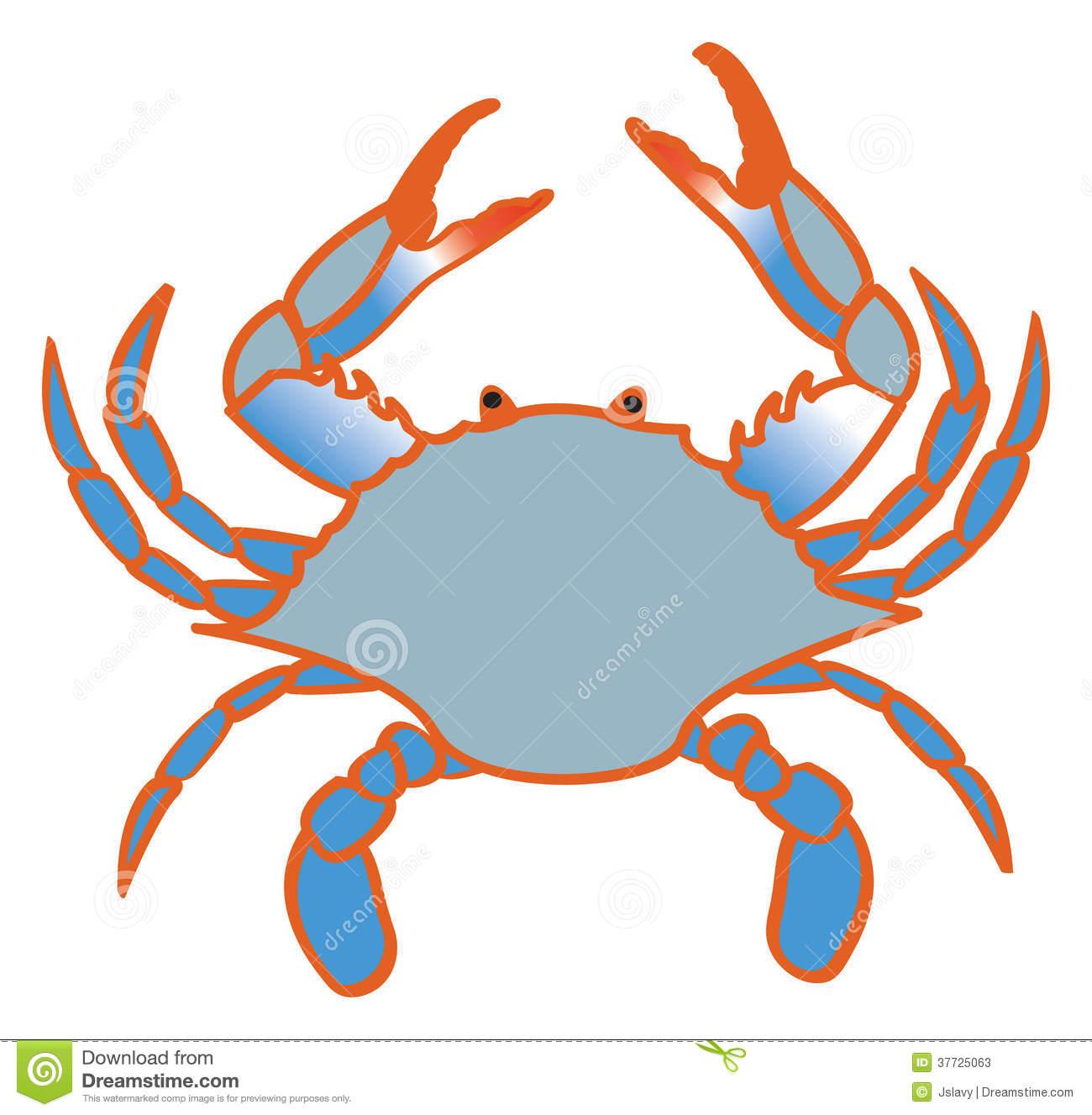Blue crab clipart - .-Blue crab clipart - .-15