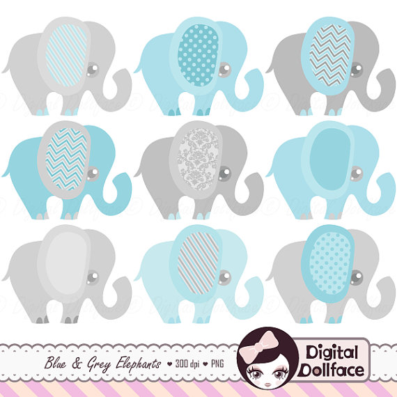 Blue Elephant, Baby Shower Invitation Cl-Blue Elephant, Baby Shower Invitation Clipart, Baby Boy Clip Art, Elephant Graphics | Pinterest | Elephant baby, Babies and Elephant baby showers-4