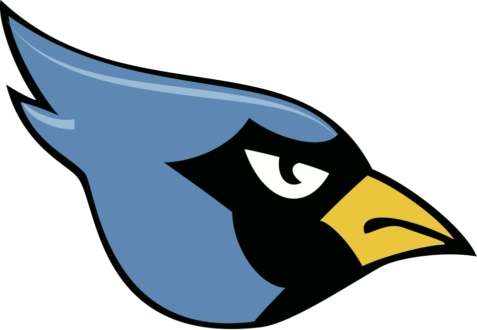 Blue Jay | ClipArt ETC. design .