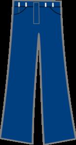 Blue Jeans Clip Art At Clker Com Vector -Blue Jeans Clip Art At Clker Com Vector Clip Art Online Royalty-0