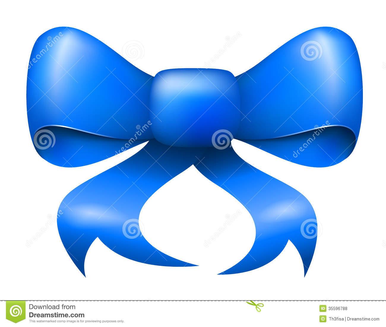 ... Blue Ribbon Bow Clipart Vector Blue Christmas Ribbon Clipart ...