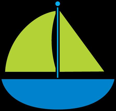 Blue Sailboat-Blue Sailboat-0