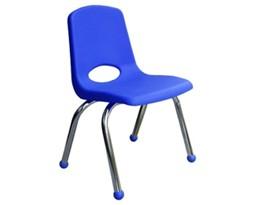 Blue School Chair Clipart #1-Blue School Chair Clipart #1-0