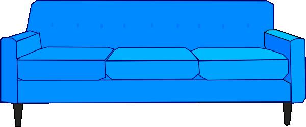 Blue Sofa Clip Art At Clker Com Vector C-Blue Sofa Clip Art At Clker Com Vector Clip Art Online Royalty Free-0