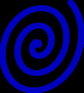 Blue Spiral Clip Art-Blue Spiral Clip Art-17