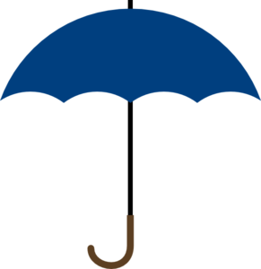 Blue Umbrella Clipart Clipart Panda Free Clipart Images