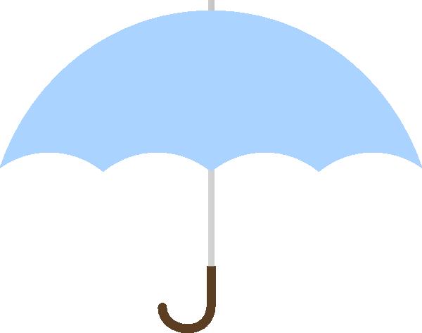 ... Blue Umbrella Clipart - F - Umbrella Clipart