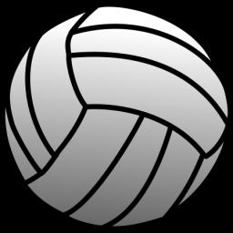 Blue volleyball clip art free clipart im-Blue volleyball clip art free clipart images-13