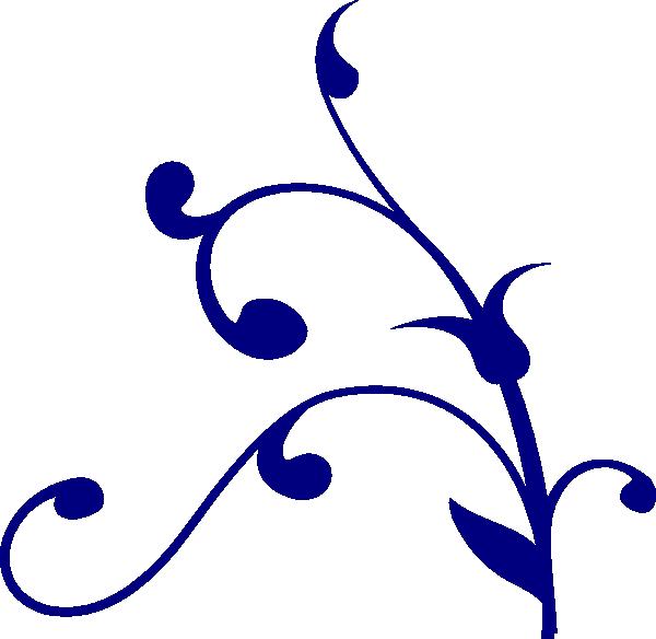 Blue Whimsical Clip Art at .