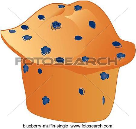 Blueberry Muffin Single-Blueberry Muffin Single-3