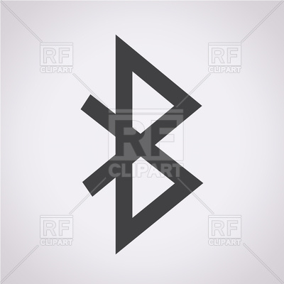 Bluetooth icon, 191850, download royalty-Bluetooth icon, 191850, download royalty-free vector vector image ClipartLook.com -8