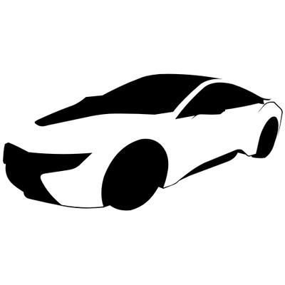 BMW i8 - Bmw Clipart
