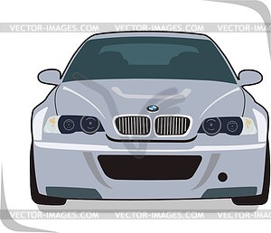 BMW - vector clipart