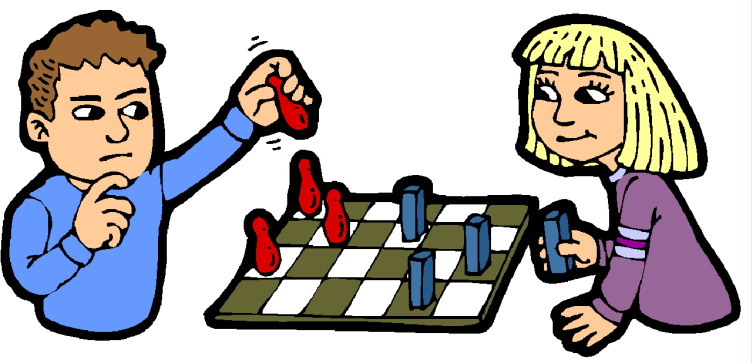 Board games clip art