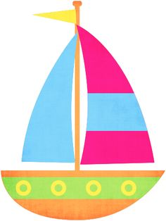 Boat Clipart Image #12037-Boat Clipart Image #12037-5