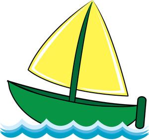 Boat Clipart Image Clip Art Cartoon Imag-Boat Clipart Image Clip Art Cartoon Image Of A Cartoon Boat Sailing-4