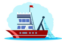 Sailing Boat With Sails Clipart. Size: 6-sailing boat with sails clipart. Size: 65 Kb-18