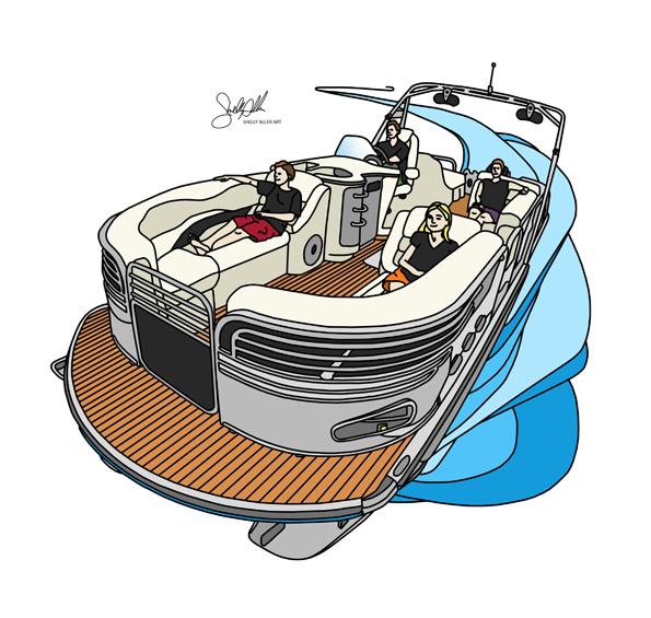 Boat Wake Clip Art-Boat Wake Clip Art-1