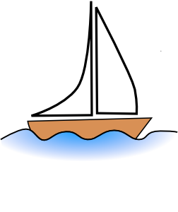 Boat without mast clip art at vector clip art clipartwiz