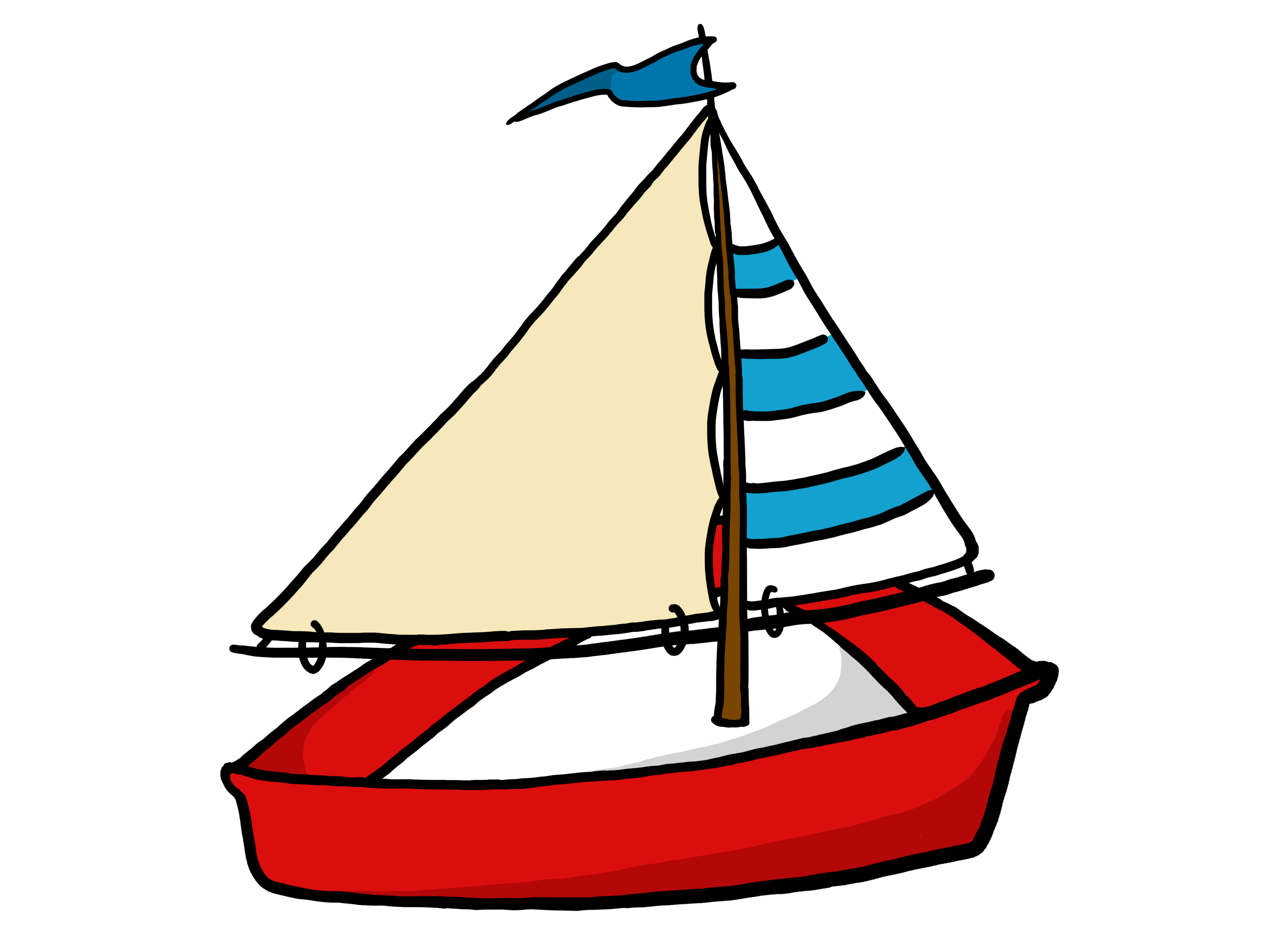 Boating clipart free clipart images