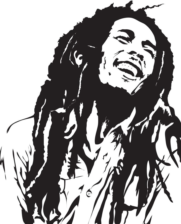Bob Marley Clip Art. b9254c69c21c59e48eca5b54fd6792 .