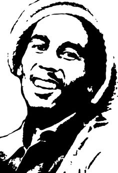 Bob Marley Drawing Step By Step - ClipArt Best; Young ...