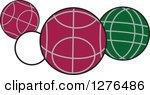 Bocce Ball Clipart #1-Bocce Ball Clipart #1-11