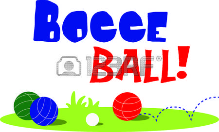 bocce ball: The game of bocce is a fun outdoor activity. Use this image
