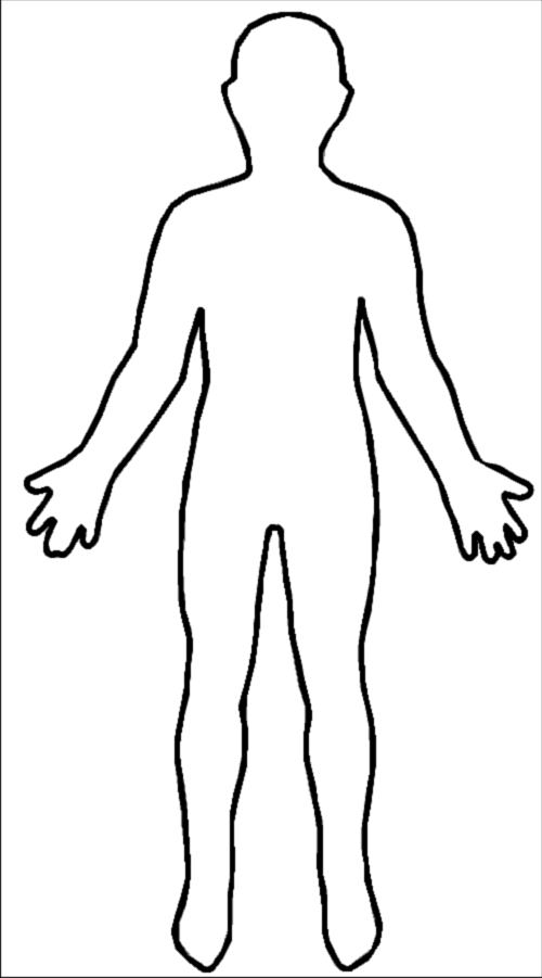 Body Template Clipart Best-Body Template Clipart Best-6
