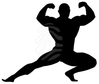 Bodybuilder Clipart-bodybuilder clipart-3