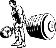 Powerlifting Clipart