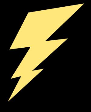 Clipart Lightning