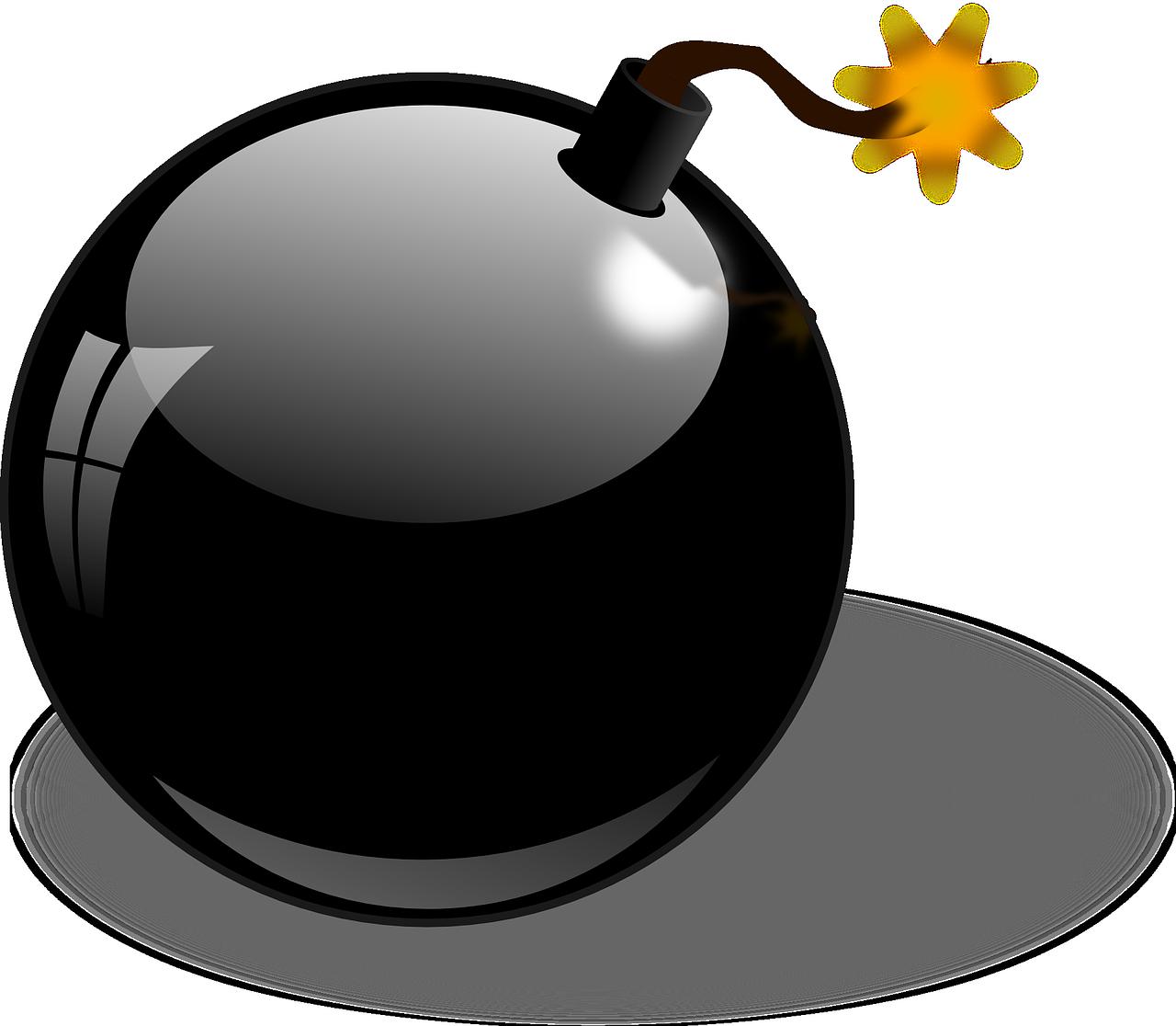 Clipart Bomb