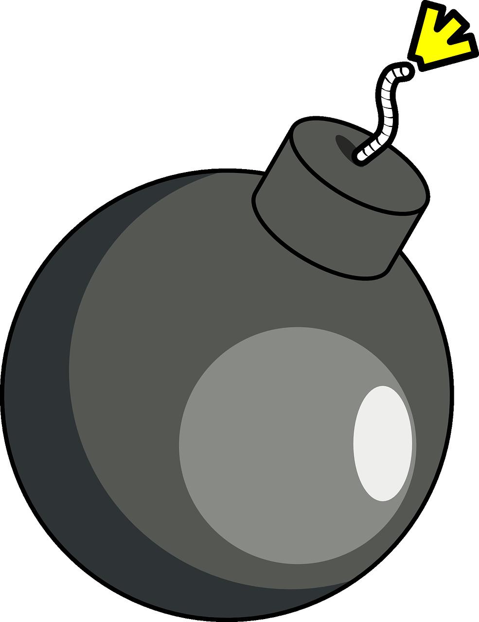 Bomb Clip Art Free
